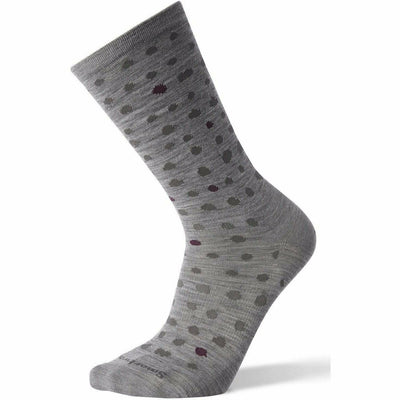 Smartwool Mens Desmond Crew Socks - Medium / Light Gray