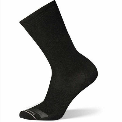 Smartwool Mens Anchor Line Crew Socks - Medium / Black