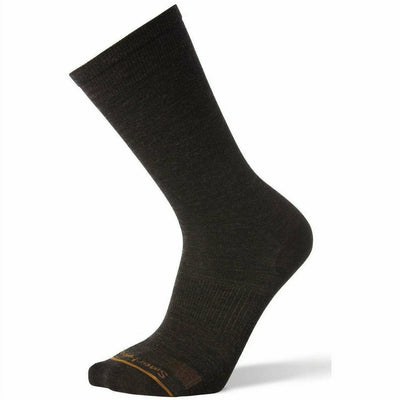 Smartwool Mens Anchor Line Crew Socks - Medium / Chestnut