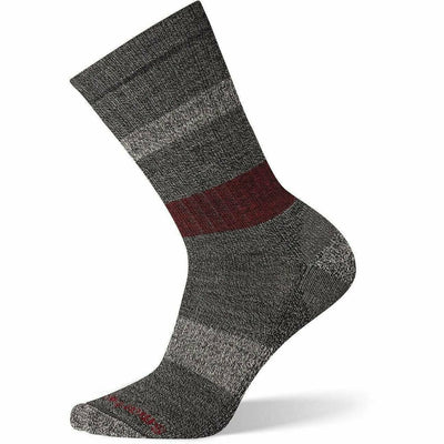 Smartwool Mens Barnsley Crew Socks - Large / Medium Gray