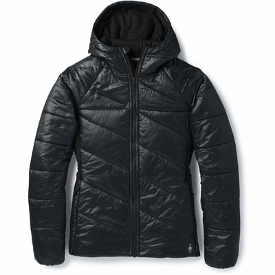 Smartwool Womens Smartloft 150 Jacket - Small / Black