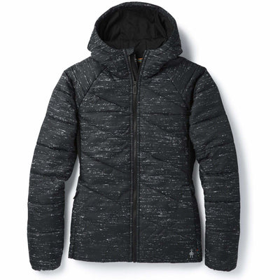 Smartwool Womens Smartloft 150 Jacket - Small / Black/Light Gray
