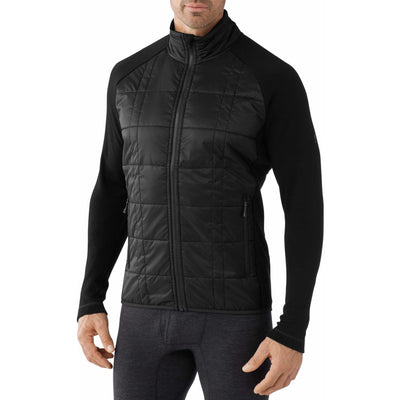 Smartwool Mens Double Propulsion 60 Jacket Small / Black