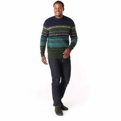 Smartwool Mens CHUP Kaamos Sweater - Medium / Scarab Heather