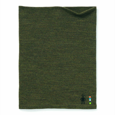Smartwool Merino 250 Neck Gaiter - One Size Fits Most / Military Olive Heather