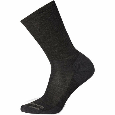Smartwool Mens Heathered Rib Socks Medium / Charcoal