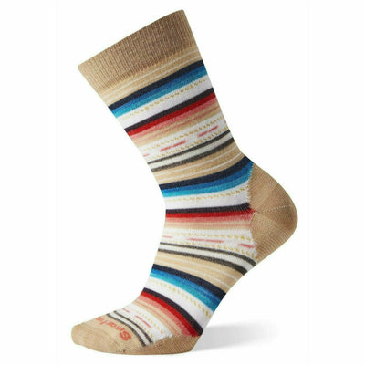 Smartwool Womens Margarita Socks - Small / Camel
