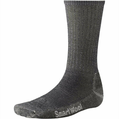 Smartwool Hiking Light Crew Socks - Small / Gray