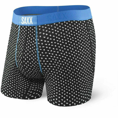 SAXX Underwear Ultra Boxer Fly - Small / Tiny Ghost
