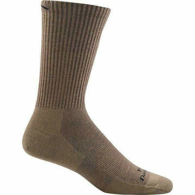 Darn Tough Tactical Micro Crew Light Socks X-Small / Coyote Brown
