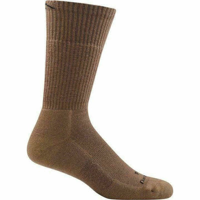 Darn Tough Tactical Boot Cushion Socks - X-Small / Coyote Brown