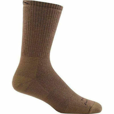 Darn Tough Tactical Boot Extra Cushion Socks X-Small / Coyote Brown