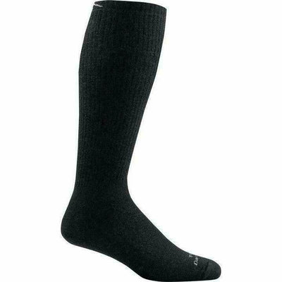 Darn Tough Tactical OTC Extra Cushion Socks X-Small / Black