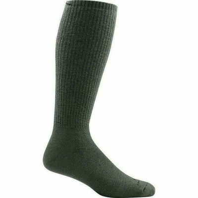 Darn Tough Tactical OTC Extra Cushion Socks X-Small / Foliage Green