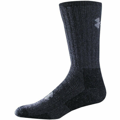 Under Armour Outdoor Boot Socks - Medium / Black Marl