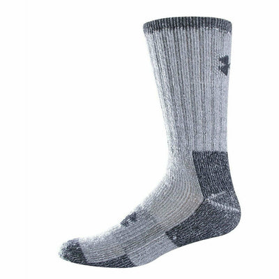 Under Armour Outdoor Boot Socks - Medium / Gray Marl