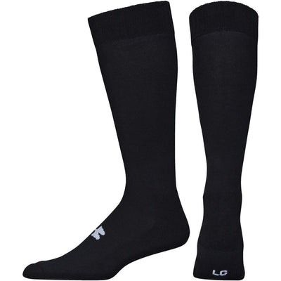 Under Armour Tactical HeatGear OTC Socks - Medium / Black