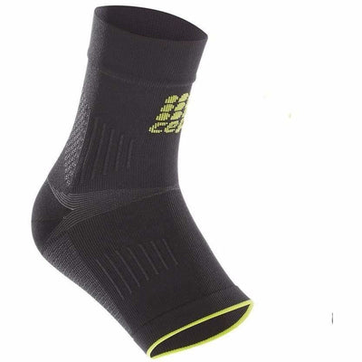 CEP Ortho Plantar Fasciitis Sleeves 3 / Black/Green / Single