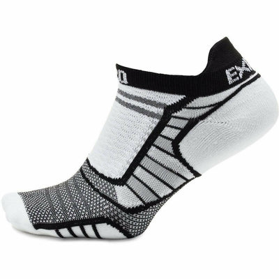 Thorlo Experia ProLite No-Show Tab Socks X-Small / Black