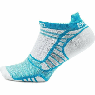 Thorlo Experia ProLite No-Show Tab Socks X-Small / Turquoise