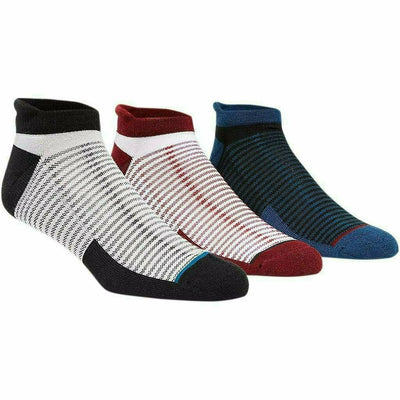ASICS Cushion Low Cut Socks - Small / Light Grey