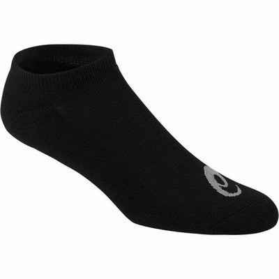ASICS Performance No Show Socks Small / Black