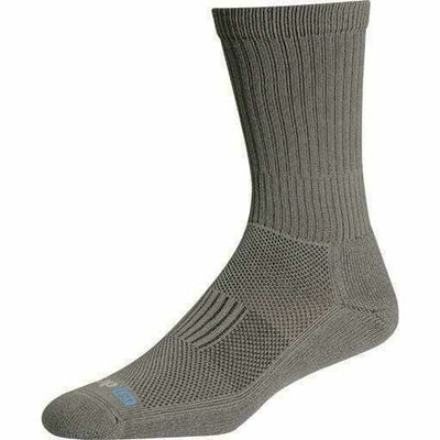 Drymax Active Duty Crew Socks Small / Anthracite
