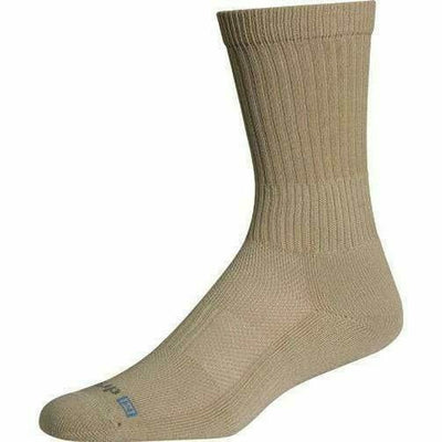Drymax Active Duty Crew Socks Small / Desert Sand