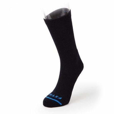 FITS Casual Crew Socks - Small / Navy