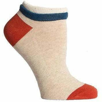 Richer Poorer Womens Cassat Lightweight Socks - One Size Fits Most / Oatmeal/Cream