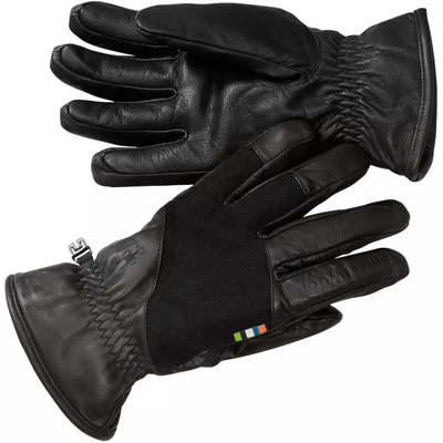 Smartwool Ridgeway Gloves Small / Black