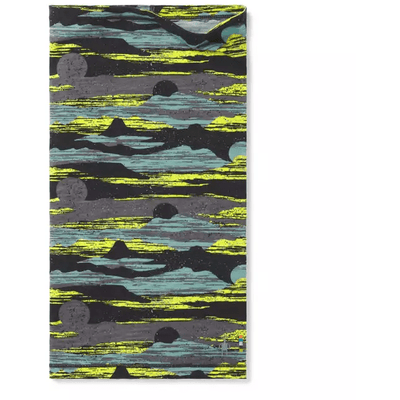Smartwool Merino 150 Pattern Neck Gaiter - One Size Fits Most / Black Canyon Sunset Print