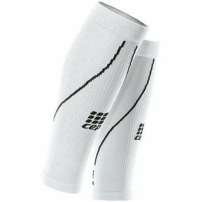 CEP Mens Progressive Calf Sleeves 2.0 - 3 / White