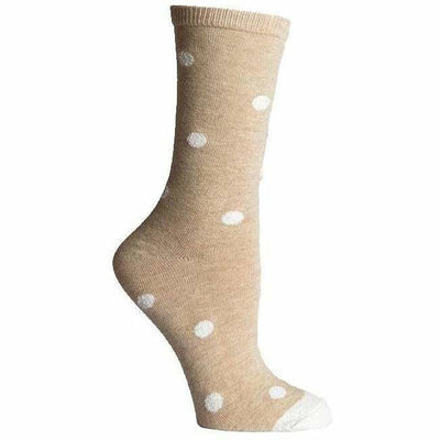 Richer Poorer Womens Farrow Crew Socks - One Size Fits Most / Oatmeal