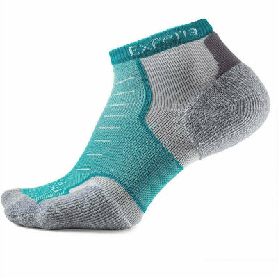 Thorlo Experia Multisport Low-Cut Socks X-Small / Re-Teal Therapy