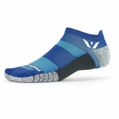 Swiftwick Flite XT Zero Tab Socks Small / Royal