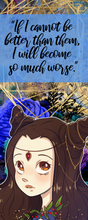 Faerie King bookmarks