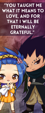 Fairy Tail Guild Members- Bookmarks