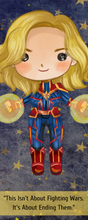 Captain Marvel set