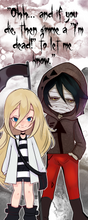 Angels Of Death Bookmarks