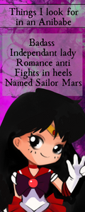 Anibabe- Sailor Mars