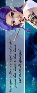 Daughter Of Smoke and Bone series bookmarks