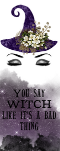 Witchy Bookmarks