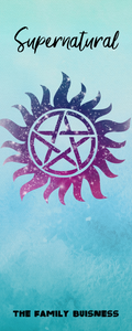 Supernatural Bookmarks