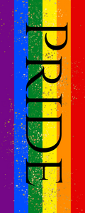 Pride Flag Bookmarks