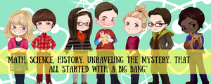 Big Bang Theory Inspired Bookmarks