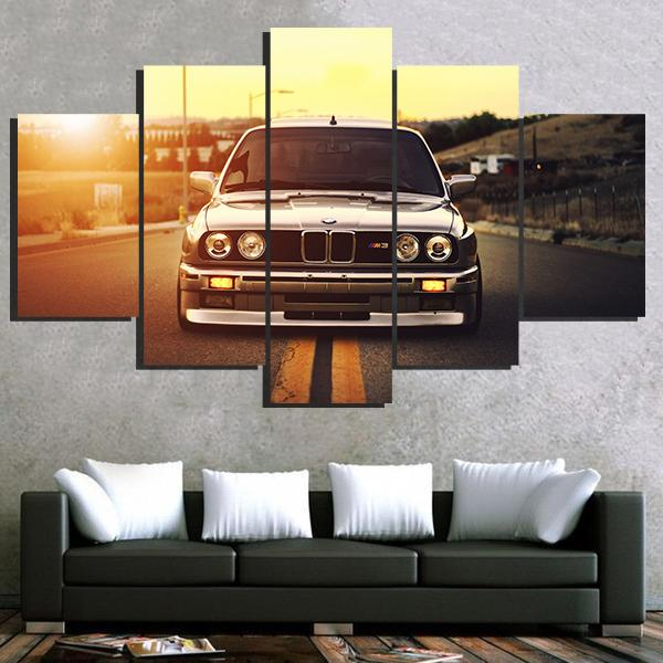 BMW E30 M3 -  5 piece Canvas