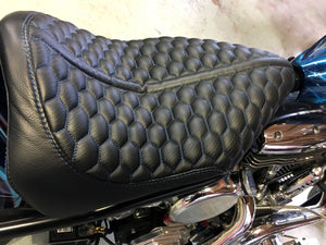 Motorcycle Seat Honeycomb