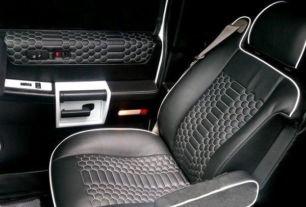 Hummer H2 Seat