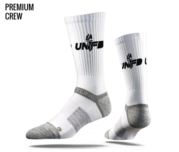 LAUNFD Badge Socks